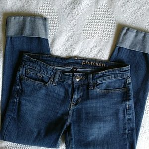 Gap Premium Straight Crop Size 2